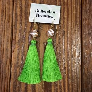 Jewelry - Tassel Earrings